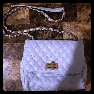 NWOT FOREVER 21 Quilted faux leather purse